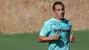 Andrés Guardado podría llegar al fútbol de Estados Unidos.  