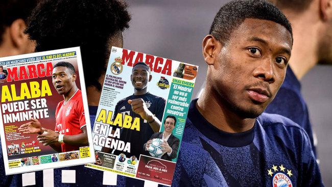 El Madrid acelera para cerrar a Alaba en los próximos días