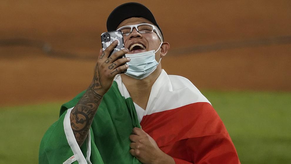 Julio Urías sueña con poder jugar algún día en la Liga Mexicana del Pacífico