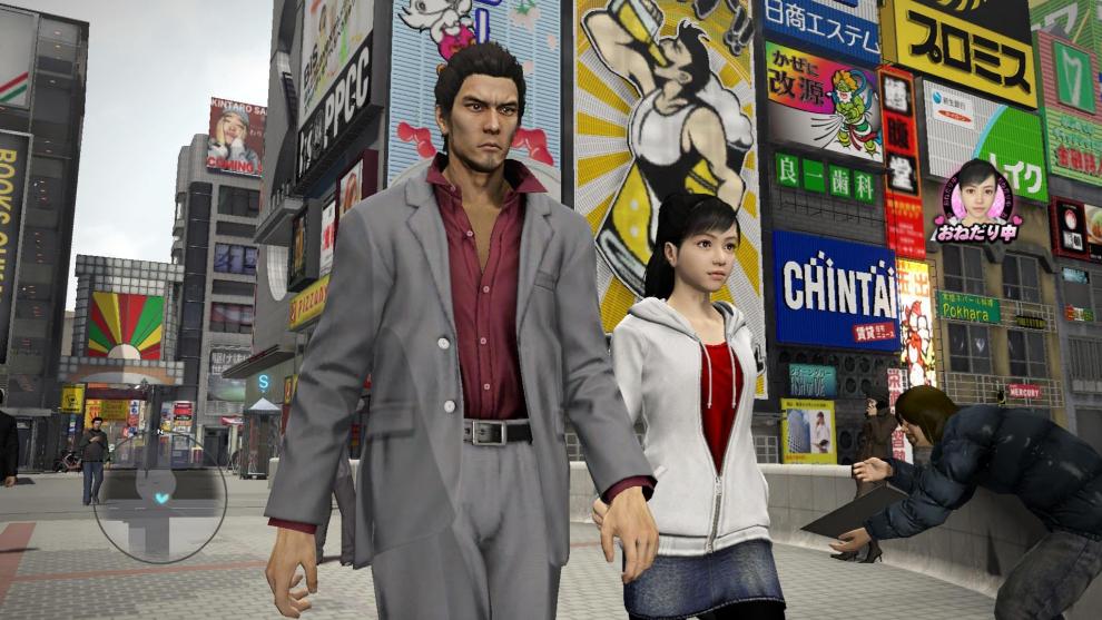Yakuza 3, 4 y 5 gratis con tu Xbox Game Pass