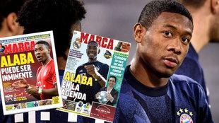 Vía libre para fichar a Alaba: así es la oferta del Madrid
