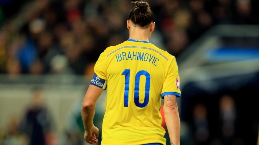 Could Zlatan Ibrahimovic return to the Sweden team for Euro 2020? | Marca