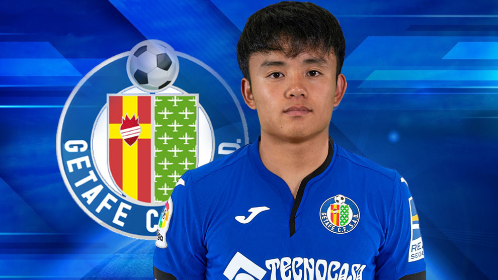 Takefusa Kubo joins Getafe