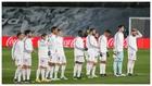 El once del Madrid ante el Celta.