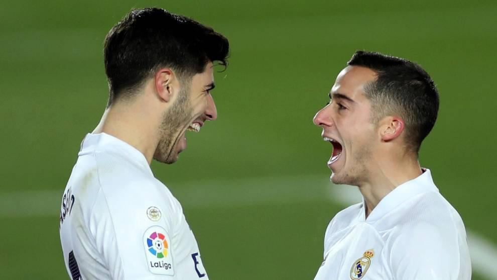 El Madrid empieza el año con buen pie