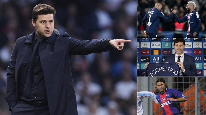 Pochettino appointed PSG coach following Tuchel sacking