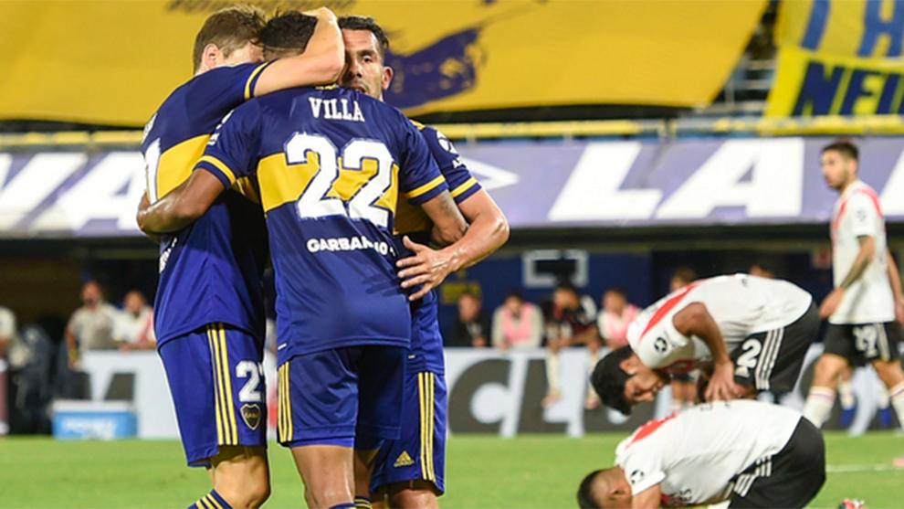 Boca vs River: Boca Juniors reacciona y rescata un vibrante y agónico empate  en la Bombonera ante River Plate | MARCA Claro México