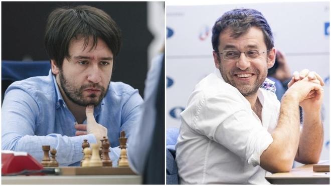 Radjabov-Aronian.
