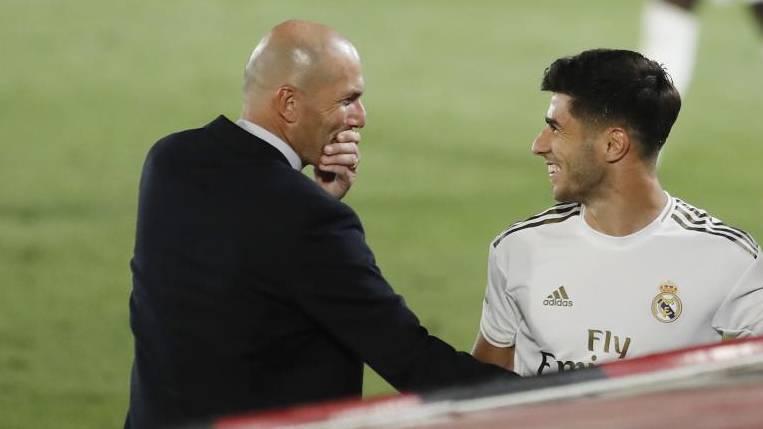 Zidane l'a encore fait: Asensio est de retour à son meilleur