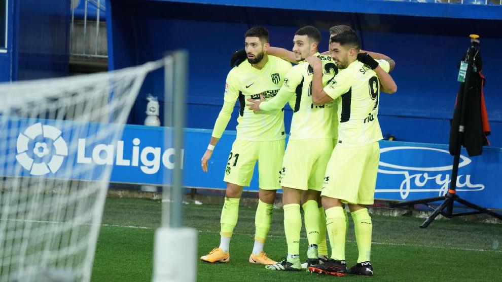 """Reacciones: """"Con uno menos ante el Atlético, poder empatar es un reto muy bueno"""