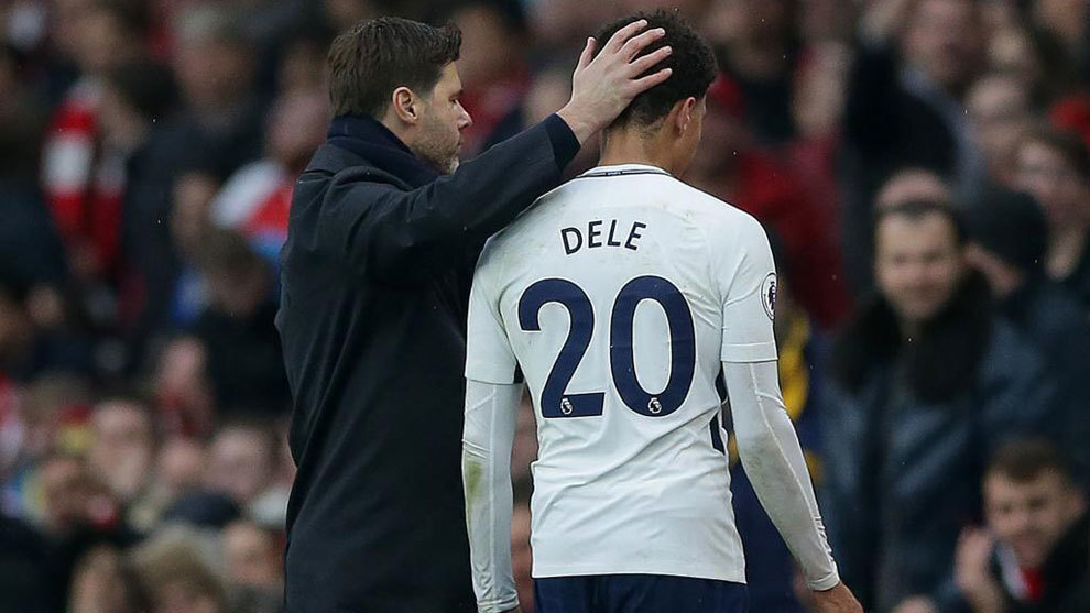 Pochettino wants Dele Alli to be his first signing at PSG