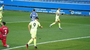 Pues sí, Luis Suárez parecía humano... hasta que marcó el gol decisivo