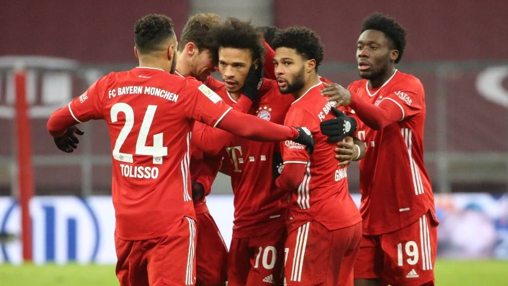Mainz 05 Bayern München 2021