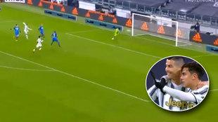 Cristiano ya tiene su primer golazo del 2021: ¿a qué velocidad iba ese disparo?