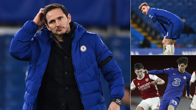 Lampard's Chelsea and the 247 million euros spent on struggling signings
