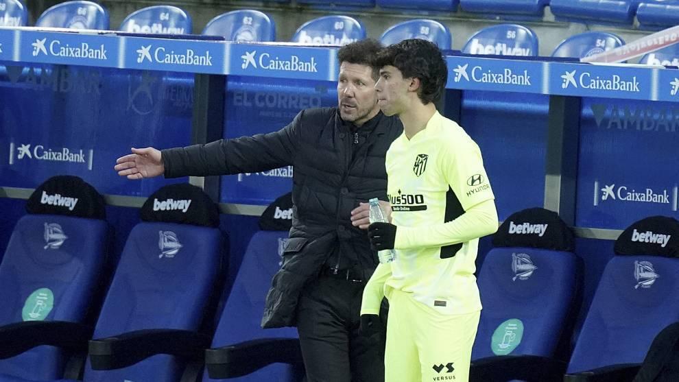 Simeone's method to win LaLiga Santander