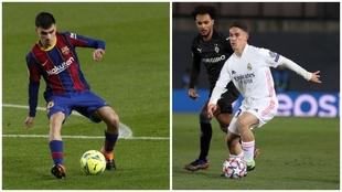 Pedri y Arribas, entre las 50 promesas de UEFA