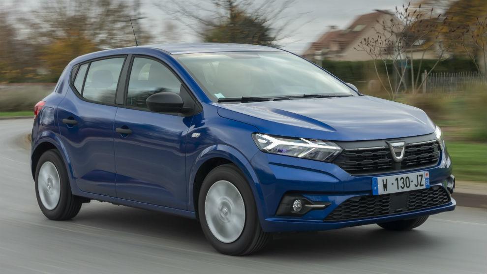 El nuevo Dacia Sandero está disponible desde 9.600 euros.