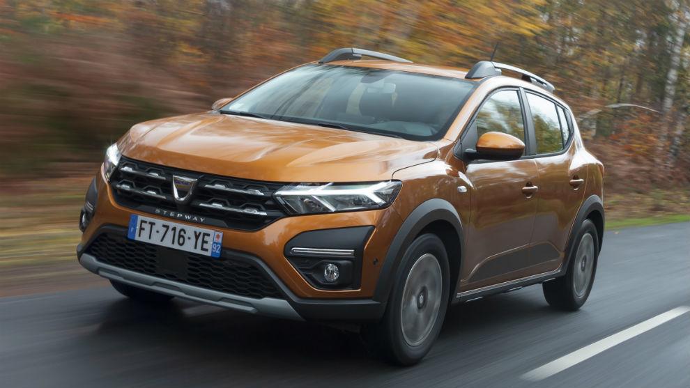 El Sandero Stepway (carrocería campera) representa el 74% de las ventas del Sandero en España.