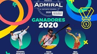Sandra Sánchez, Paco Cubelos, Sarai Gascón, Bea Ortiz, Diego García...