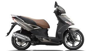 El Kymco Agility City 125 es la moto más vendida en España por...