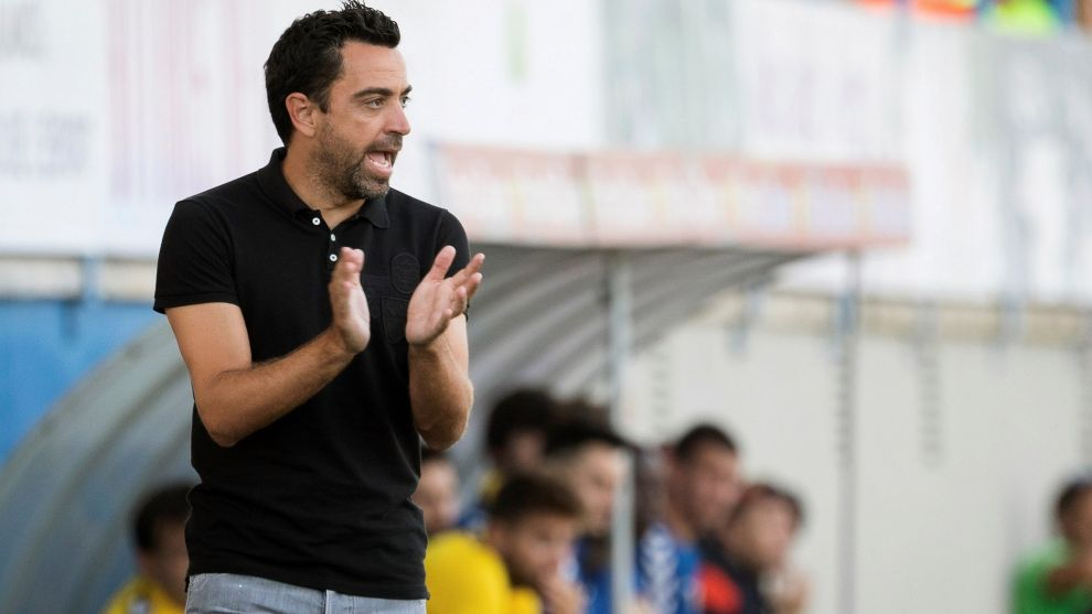 Xavi's plans: He will return to Barcelona with Font (or Laporta), but not before April