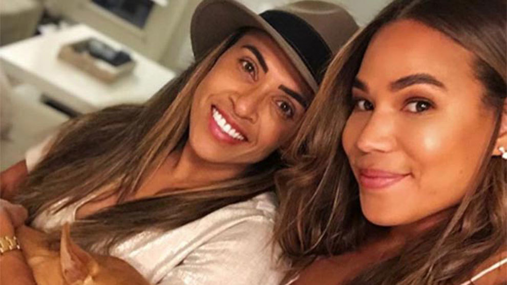 La brasileña Marta anuncia su boda con Toni Deion, su compañera de equipo