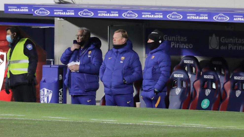 Barcelone confirme deux cas de coronavirus positifs parmi le personnel d'entraîneurs