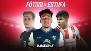 Fichajes confirmados, rumores y fútbol de estufa en la Liga MX.