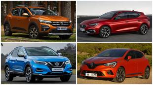 Los coches más vendidos en España en 2020: Dacia Sandero, Seat...