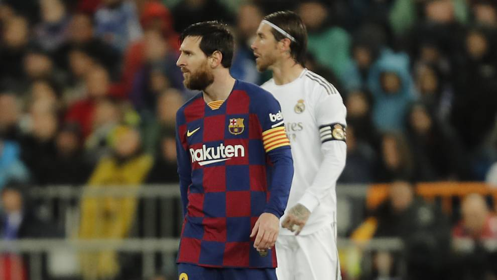 What if Ramos and Messi get injured?