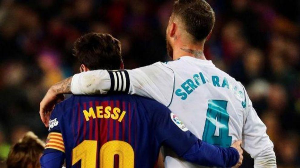 Encuesta: ¿Quién debería renovar: Sergio Ramos o Leo Messi?