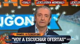 """""""En el PSG van a hacer un equipazo conmigo y con Messi"""""""