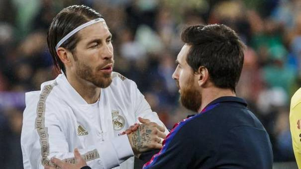 Ramos' talk with Florentino Perez: At PSG they will make a team with me and Messi