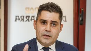Aganzo, presidente de la AFE.
