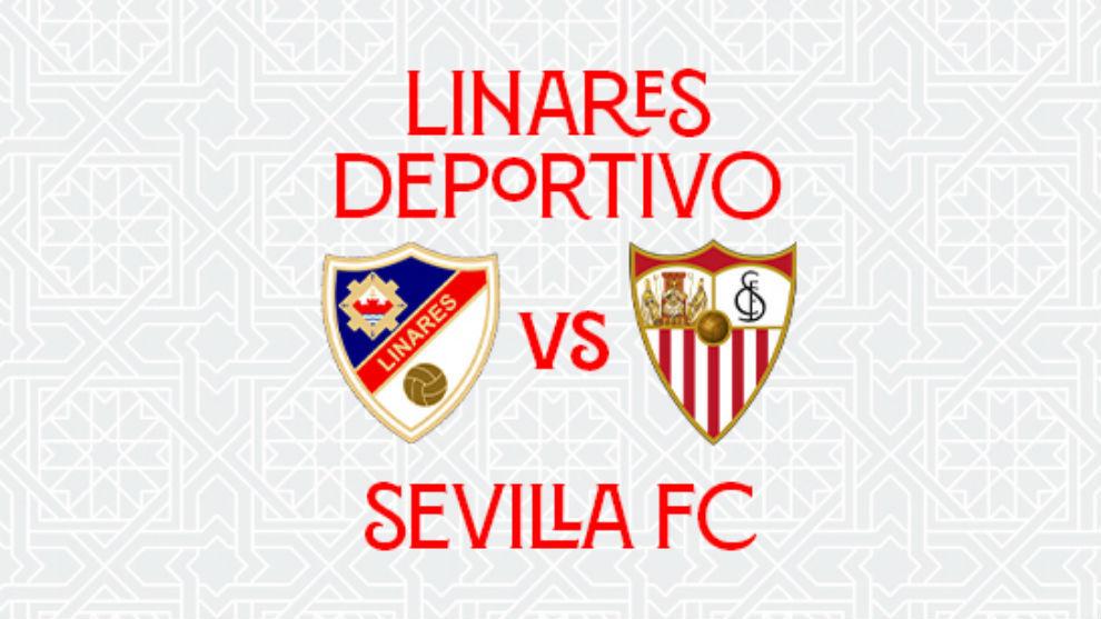 Linares Dep. - Sevilla en directo