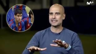 """Guardiola revive su debut en el Barça con Cruyff: """"No ha habido nadie que..."""""""