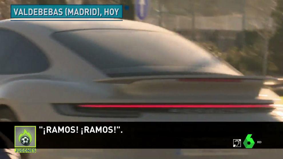 El nuevo Porsche 911 Turbo de Sergio Ramos.
