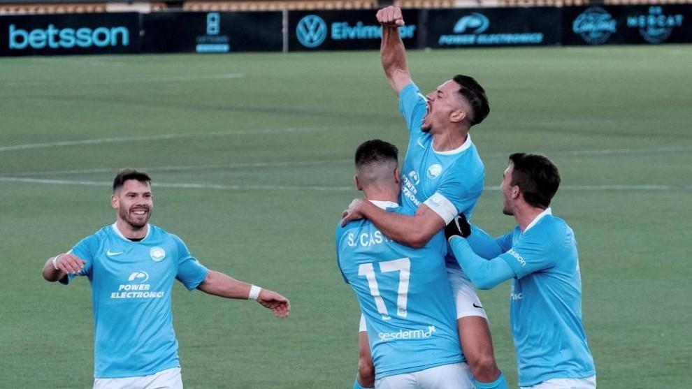 Sorpresón en la Copa: ¡manita del Ibiza al Celta!