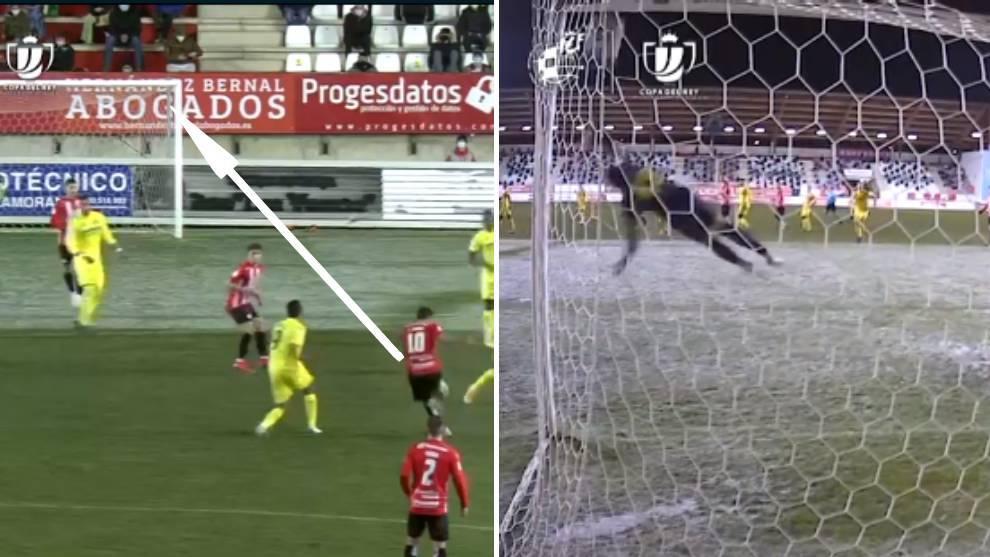 Segunda ronda y ya tenemos el mejor gol de la Copa: ¡que alguien supere esto del Zamora!