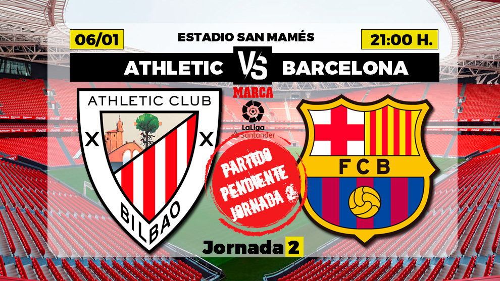 Athletic Club vs Barcelona starting line-ups: Griezmann returns to the XI