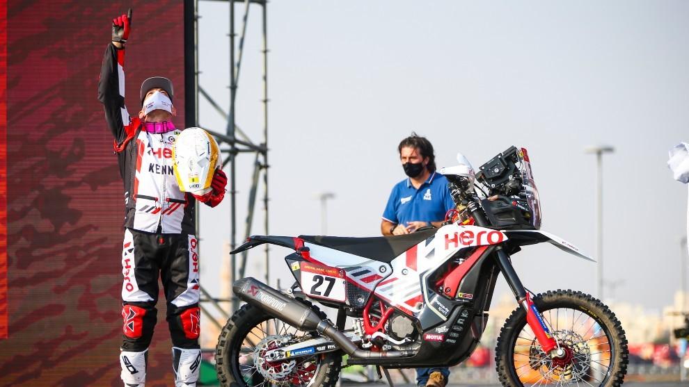 Inducen coma a piloto de Rally Dakar tras accidente en competencia