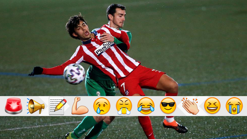 Some of these Atletico Madrid players won't get back into the XI