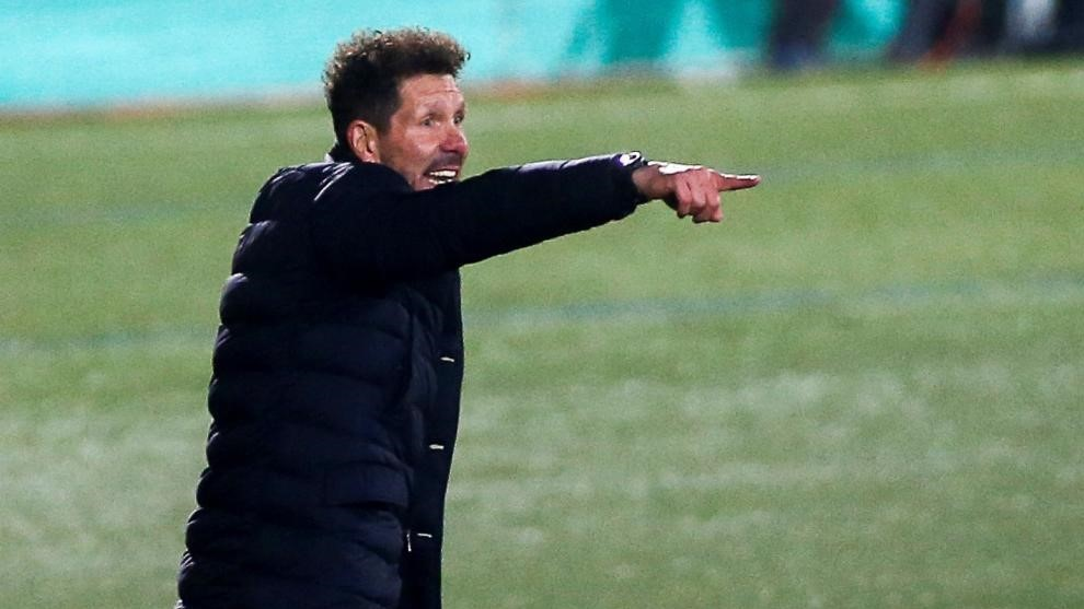 Simeone: We'll look for solutions if we're still at Atletico Madrid next year