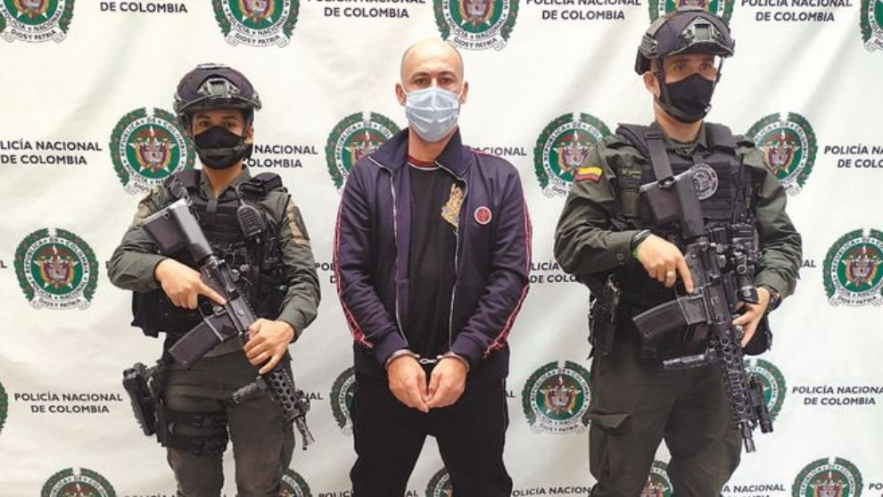 Drug trafficker with alias 'Messi' had ties to young footballers in Colombia