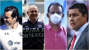Nuevos técnicos en la Liga MX: ¿Qué equipos estrenan DT para el...