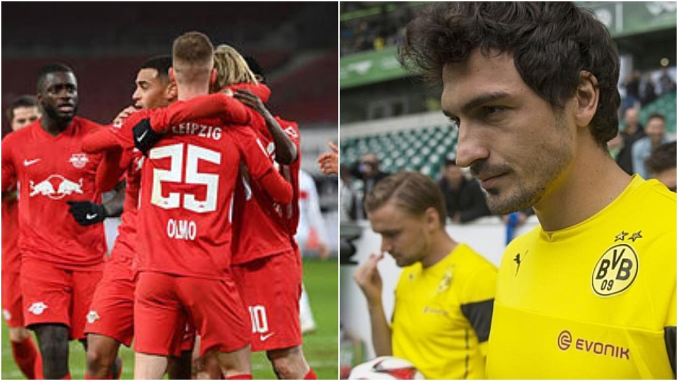 Hummels enrages Dortmund supporters: I'm a fan of what RB Leipzig are doing