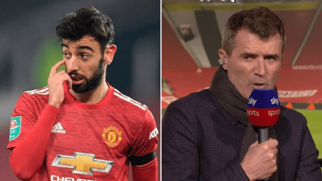 """La leyenda Roy Keane 'atiza' a la estrella del United: """"Le comparan con Cantona, pero cuando toca no aparece..."""""""