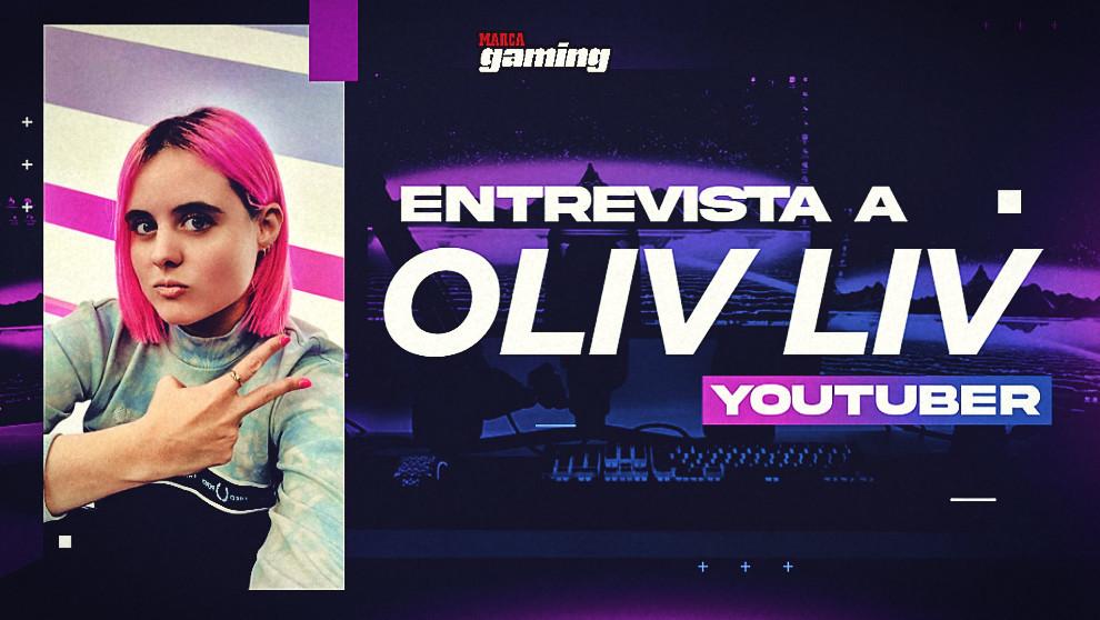 "Oliv Liv: ""Acceder a Top Gamers Academy fue un triunfo personal"""