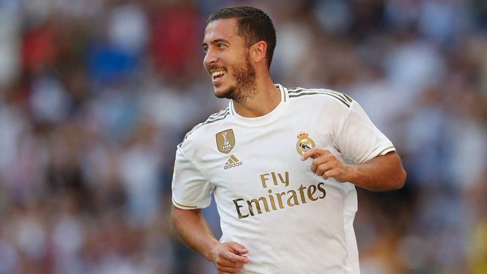 """Hazard: """"Me quedo con la izquierda de Messi, la clase de Zidane y la sed de Cristiano"""""""